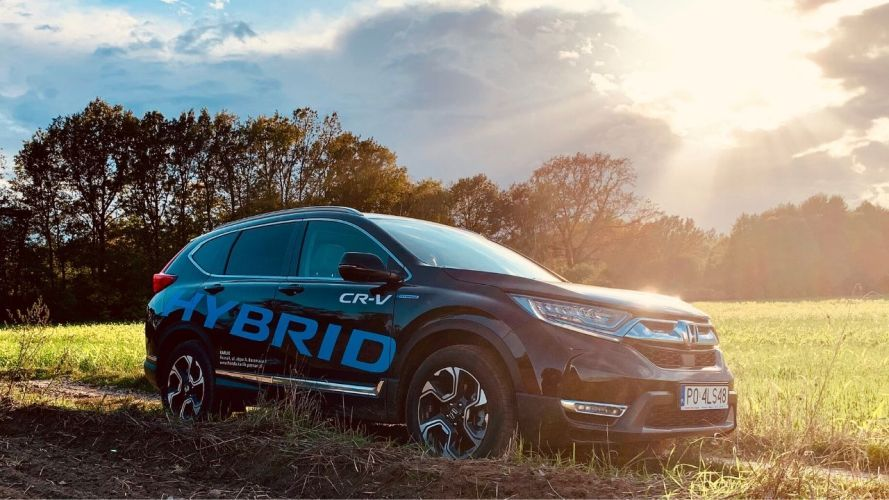 Honda - CR-V Hybrid